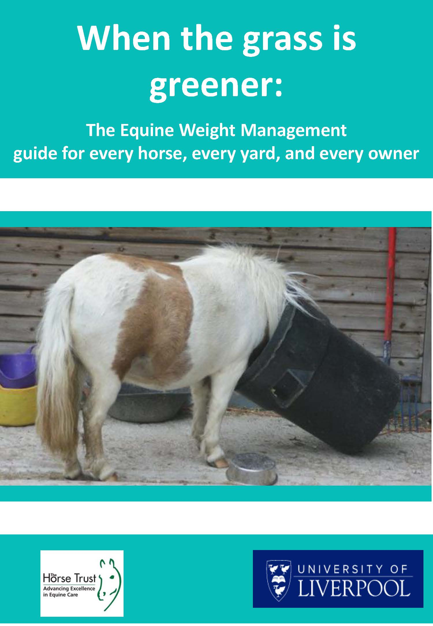 EQUINE WEIGHT MANAGEMENT